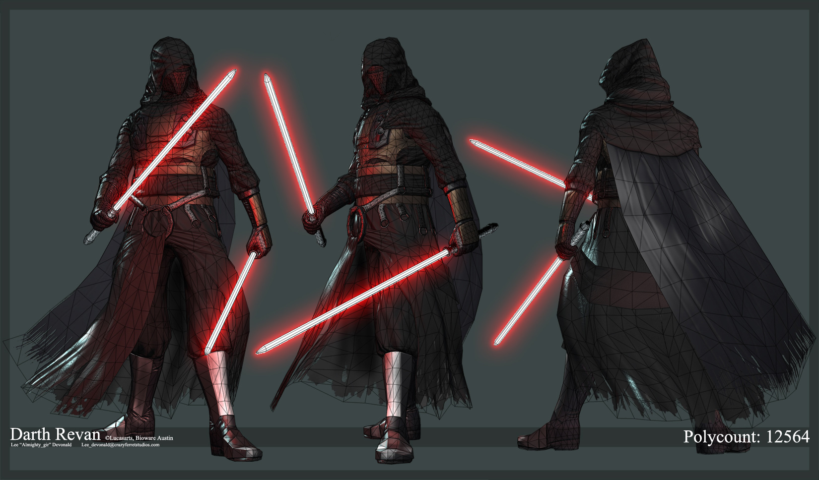 Star Wars Episode 7 Darth Revan
